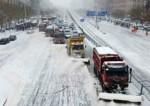 Центральные районы Китая остались без электричества из-за снегопада