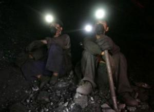 Обрушение породы на угольной шахте в Китае: заблокированными под землёй остаются восемь человек