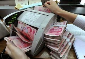 Объемы прямых инвестиций Китая за рубеж