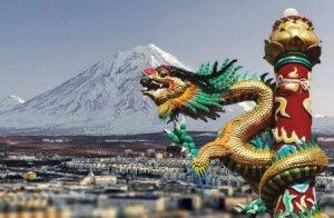 МИД КНР провел всемирную презентацию провинции Сычуань