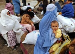 Китай оказал помощь афганским беженцам
