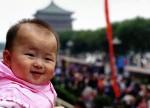 Число новорожденных в Китае заметно возросло