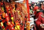 Китайская международная торговая ярмарка открылась на КПП в Суйфэньхэ