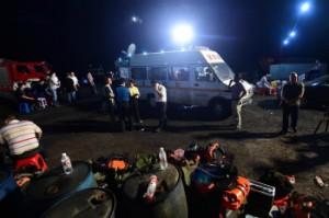 На востоке Китая из-за оползней пропали 32 человека