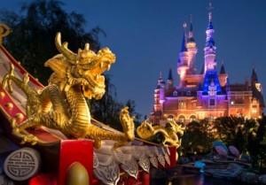 Шанхайский Диснейленд пользуется особой популярностью у туристов