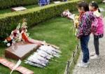 В Китае отмечается Цинмин