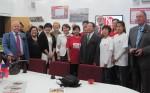 Китайские студенты начнут обучение в совместном Китайско-Российском ВУЗе в 2015-м году