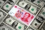 Снижение курса юаня