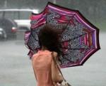 Очередной тайфун принес в Китай ливни и шквалистый ветер