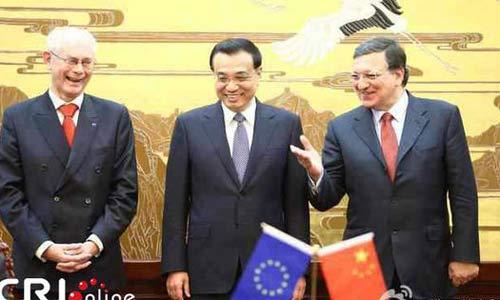 Китайско-европейское сотрудничество - новые перспективы