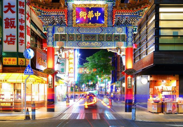10 самых примечательных китайских кварталов мира