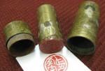 Китайские печати: история возникновения