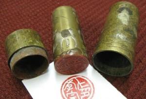 Китайские печати