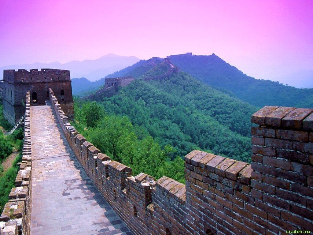 китайская стена2