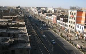 Китай, Синьцзяно-уйгурский автономный район