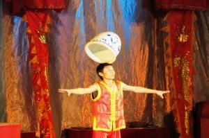 Традиции акробатического искусства в Китае