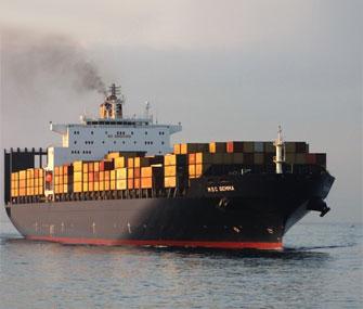 О проблемах доставки грузов из Китая морем