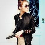 Кожаные куртки из Китая