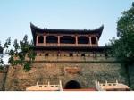 Провинция Хубэй. Часть 8. Красная скала Дунпо