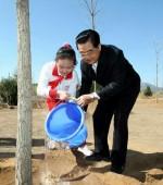 4,32 миллиона гектаров зеленых насаждений высажено в Китае с начала года