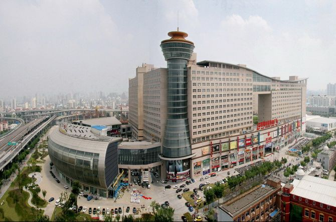 10 крупнейших торговых центров Китая