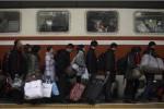Легендарный локомотив «Мао Цзэдун» получил новую жизнь как пассажирский поезд