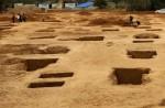В Хэнань обнаружено 56 древних гробниц, датированных II-IV ст. до н.э.