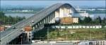 В провинции Цзянси мост дал трещину