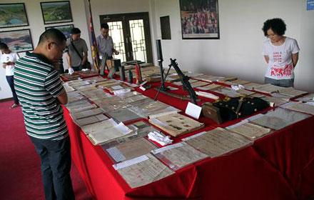Представлено 400 новых свидетельств преступлений японских военных в Китае