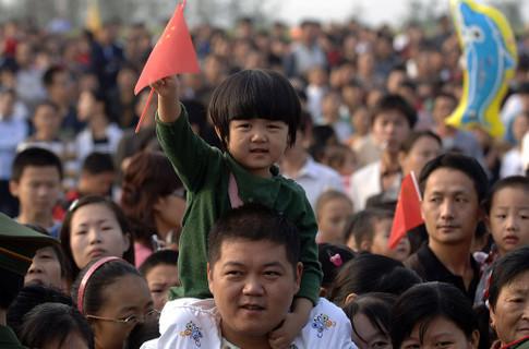 Китайцев стало на 7 миллионов больше - ТОП10 самых населенных стран мира