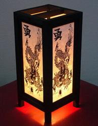 настольный китайский светильник