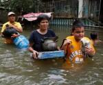 От стихийных бедствий в Китае пострадало 120 миллионов человек