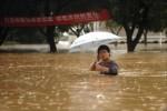 В провинции Чжэцзян из-за ливней объявлен «оранжевый» уровень угрозы