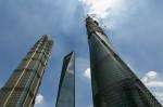 Закончились монтажные работы на «Шанхайской башне»