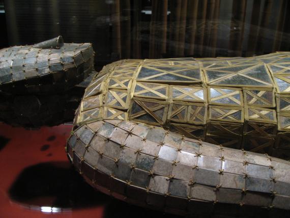 5 Самых знаменитых древнекитайских артефактов из нефрита