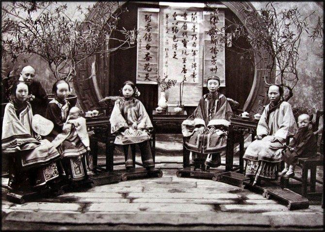 общество в китае1