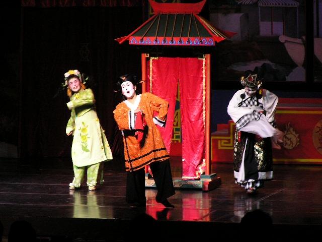 3 этапа становления Китайской оперы