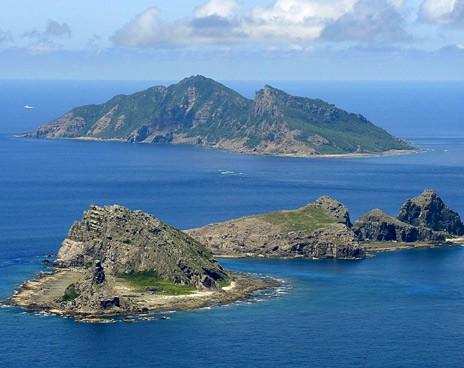 острова Дяоюйдао