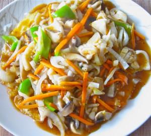 овощи по китайски1