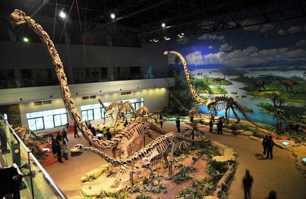 Эрехонт – мировая столица динозавров