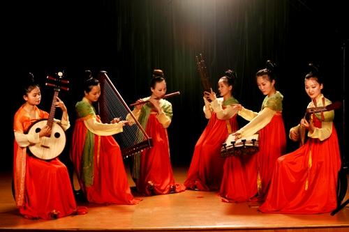 Музыкальные традиции в Китае