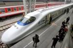 Путешествие на поезде по Китаю. Часть 3