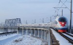 Высокоскоростные железные дороги Китая направленны на Европу