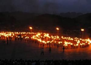 Праздник Факелов народности И