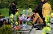 Праздник Цинмин - день поминовения мертвых