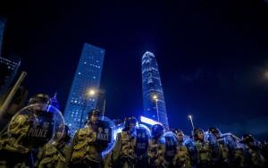Китай считает события в Гонконге своим внутренним делом