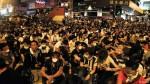 Протестующие в Гонконге согласились встретиться с администрацией города