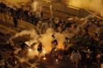При разгоне протестующих гонконгские полицейские превысили полномочия