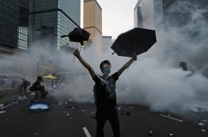 Ситуация в Гонконге обостряется