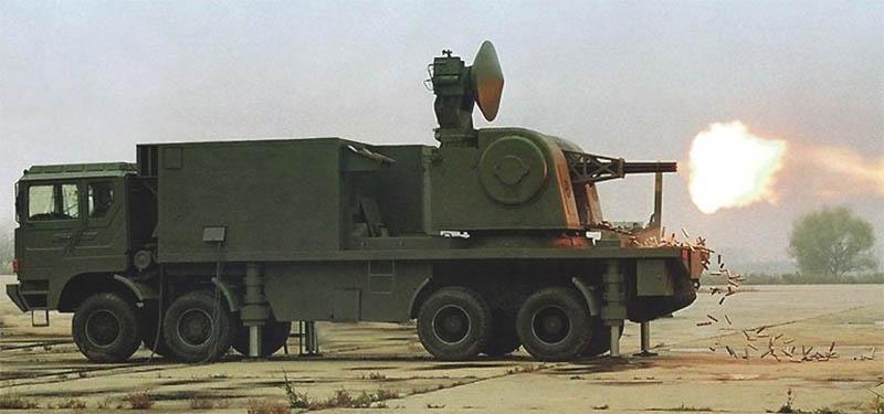 Китайские средства ПВО - три основных боевых комплекса